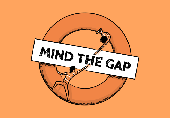 Mind the gap: 5 simple steps to marketing and sales alignment
